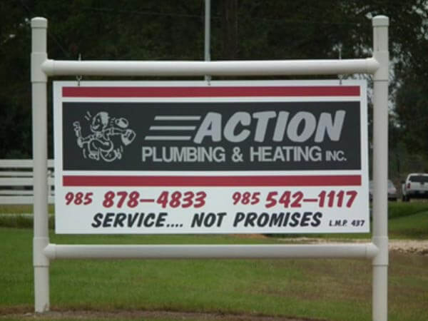 Action Sign