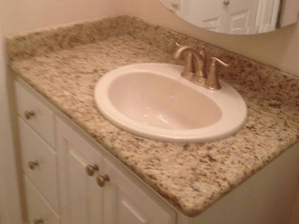 Marble Sink Counter Top